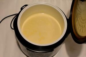 Топленое молоко в мультиварке - фото шаг 4