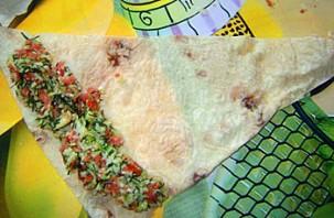 Жареный лаваш с сыром - фото шаг 2