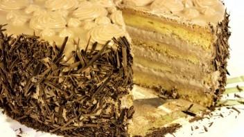 """Торт """"Нежность"""" со взбитыми сливками - фото шаг 6"""