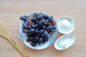 Виноградный кисель - фото шаг 1