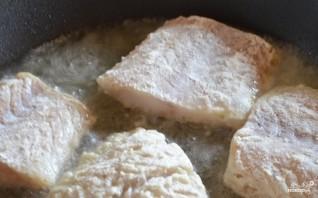 Минтай на сковороде - фото шаг 3