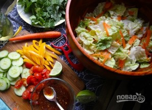 Салат из говядины - фото шаг 6