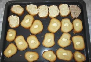Бутерброды с сайрой и яйцом - фото шаг 11