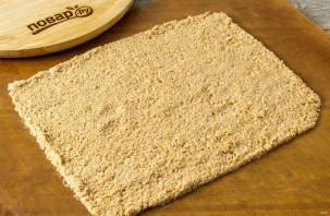 Хлебцы из пророщенной пшеницы - фото шаг 8