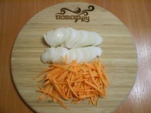 Вегетарианские щи - фото шаг 6