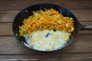 Солянка с сосисками - фото шаг 8