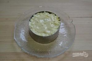 Салат с сардиной и сыром - фото шаг 10