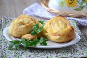 Закусочные булочки (классная идея!) - фото шаг 7