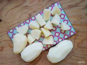 Картофельные шайбы - фото шаг 2