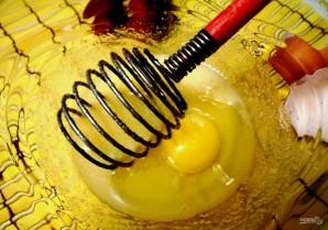 Молочный кекс в микроволновке - фото шаг 3