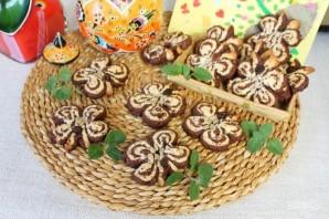 """Печенье """"Бабочки"""" - фото шаг 17"""