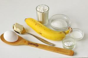 Банановый кекс в кружке - фото шаг 1