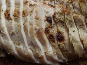 Салат из куриной грудки - фото шаг 8