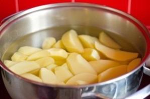 Картофельные пирожки с фаршем - фото шаг 6