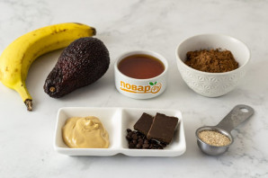 Печенье с авокадо - фото шаг 1