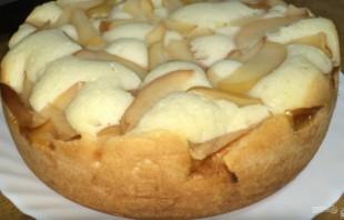 Пышный яблочный пирог - фото шаг 5