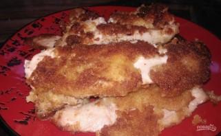 Молоки лосося в яйце и сухарях - фото шаг 4