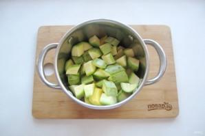 Диетический суп-пюре из кабачков - фото шаг 5