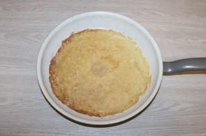 Блинный торт на Масленицу - фото шаг 4