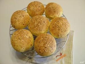 Сырные булочки - фото шаг 10