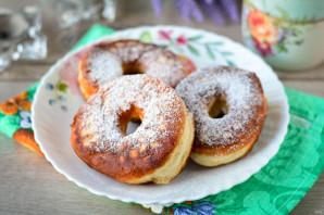 Пышные пончики на молоке - фото шаг 11
