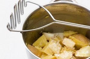 Картофельное пюре в духовке - фото шаг 2