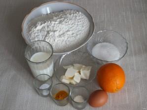 "Хлеб ""Апельсин"" - фото шаг 1"