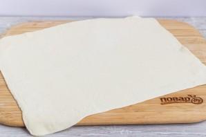 Слойки с сыром на 14 февраля - фото шаг 2