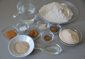Финский хлеб - фото шаг 1