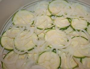 Запеканка из цветной капусты и кабачков - фото шаг 1