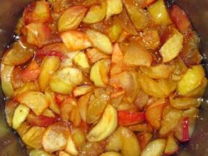 Варенье из яблок дольками - фото шаг 8