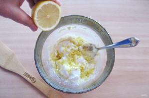 Лимонный кекс без яиц - фото шаг 7