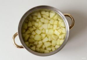 Суп с яблоком и сельдереем - фото шаг 6