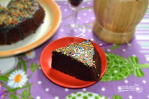 Винный торт - фото шаг 12