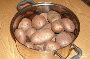 Картофельные пирожки с грибами - фото шаг 1