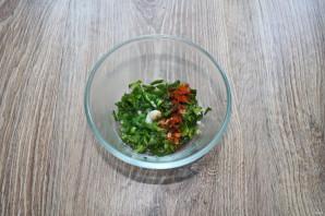 Китайский картофельный салат - фото шаг 8