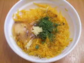 Оладьи из тыквы с картофелем - фото шаг 5