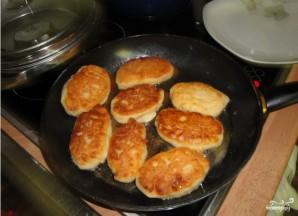 Творожные пирожки жареные - фото шаг 2