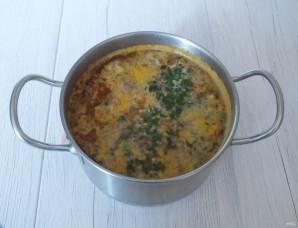 Суп харчо с фрикадельками - фото шаг 11