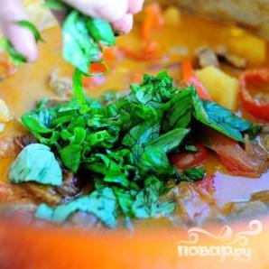 Утка карри по-тайски - фото шаг 34