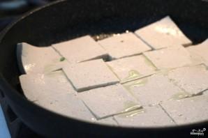 Припущенный тофу - фото шаг 4