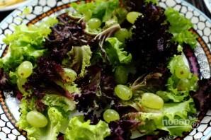 Салат с ветчиной и камамбером - фото шаг 6