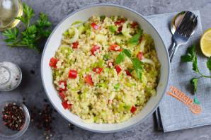 Салат из кускуса - фото шаг 7