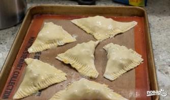 Слоеное тесто на самсу - фото шаг 15