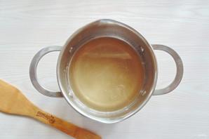 Карамельное варенье из яблок - фото шаг 8