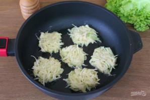 Оладьи из кабачков и капусты - фото шаг 6