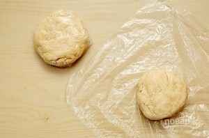 Закрытый яблочный пирог - фото шаг 2
