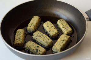 """Вегетарианские """"рыбные"""" палочки - фото шаг 6"""