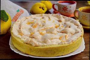 Венгерский айвовый пирог - фото шаг 6