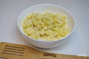 Зразы картофельные с мясом - фото шаг 4